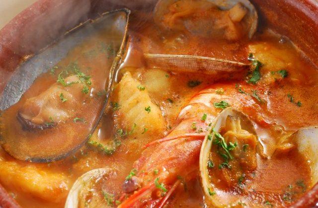 サルスエラ~魚貝のスープ~【レシピ】