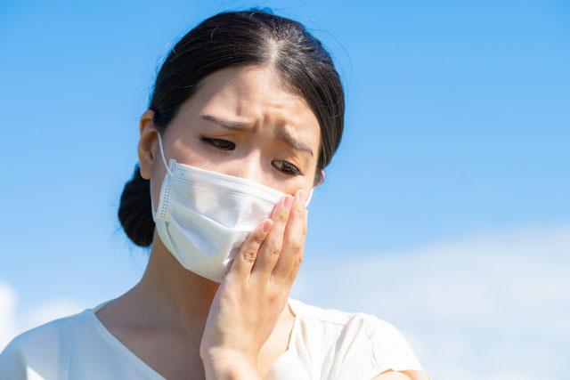 悩ましい敏感肌の赤みとスキンケア対策