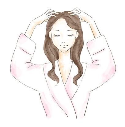 オリーブオイルで頭皮クレンジングする方法