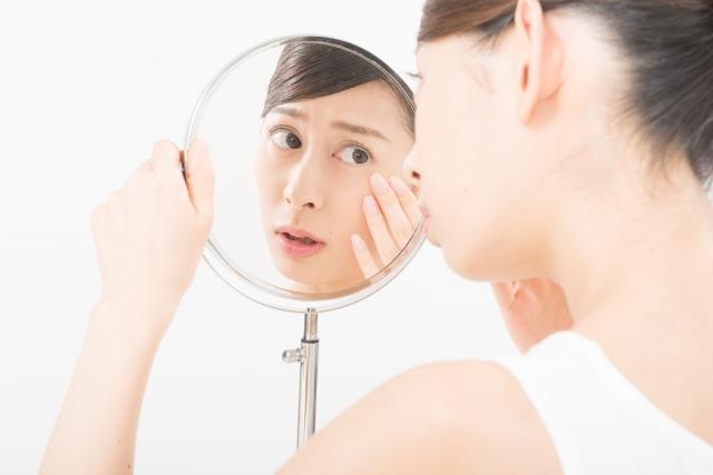 お肌のシミ 原因と対策は?~シミの意外な原因や、シミができやすい肌について~