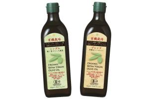 有機栽培エキストラバージンオリーブオイル