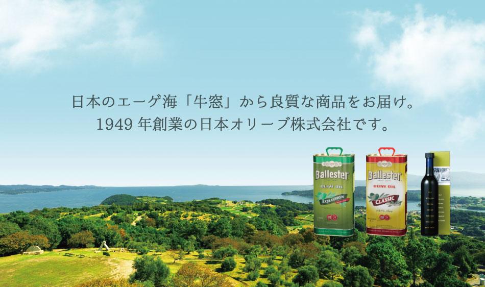 日本オリーブ株式会社 牛窓 オリーブオイル,オリーブ,スペイン産,業務用,自社農園