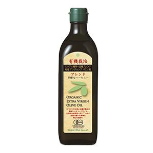有機栽培エキストラバージンオリーブオイルブレンド450g